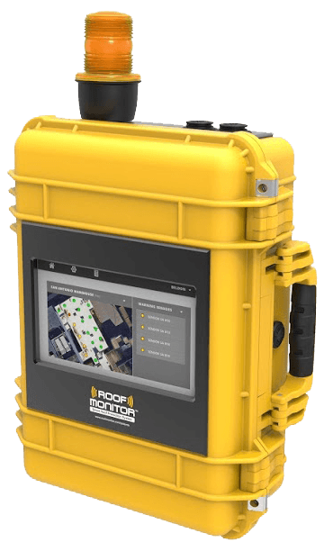 Roof Monitor Controller